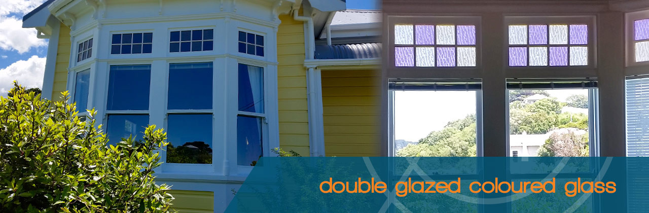 Double Glazed Coloured Glass - Absolute Glass Wellington