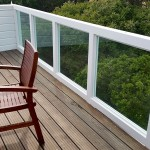 Glass Balustrade - Wellington