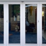 Retro-fit Bi-folding Doors - Wellington