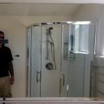 Custom Bathroom Mirror - Wellington