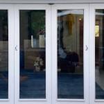Retro-fit Bi-folding Doors - Wellington
